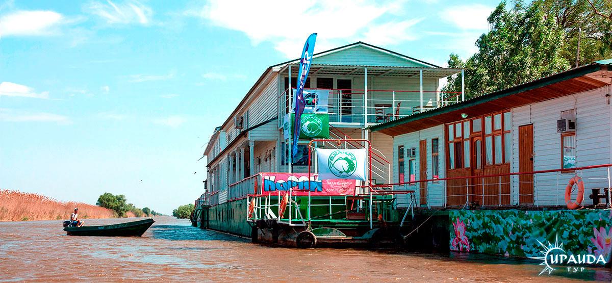 базы рыболовные дома в володарском районе
